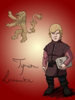 Tyrion Lannister by LiveGabriela