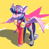 Twilight's Uniform by conbudou