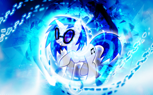 Vinyl Scratch WP (Vers. 1) by CKittyKat98
