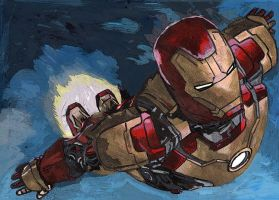Ironman3 by neilpalf