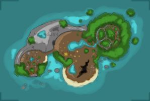Map by blayzeon
