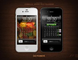 October 2011 + F1 by 5-G