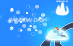 Rainbow Dash HD 1080P wallpaper /)(^3^)(\ by VixzRR