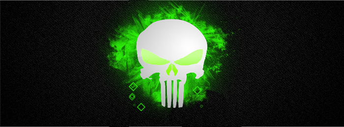 Punisher bg for facebook by KeVasFul