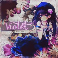 Violet by Laxe-BloodyDays