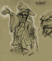 beer wizard by Krivio