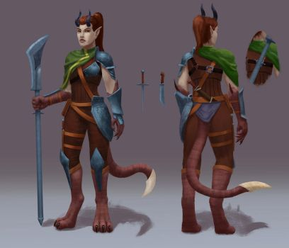 Naamah redesign by radian1