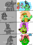 The truth about TMNT by SugarUP