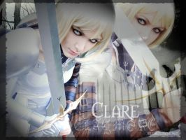 Yuki le Fay as Clare by carolmanachan