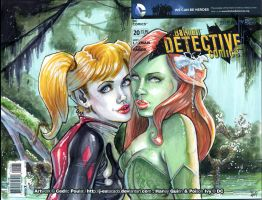HARLEY AND IVY BC by J-Estacado