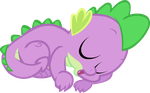 Sleepy Spike by Doctor-G