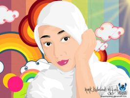 Vector my Love by imam5Spartan