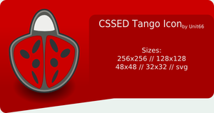 CSSED Tango Icon by Unit66