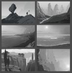 Concept board by Jessica-Rossier