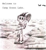 Welcome to Camp Green Lake by Opallene