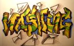 .Mashine Graffiti. by The-true-MaCK