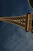 Eiffel tower, Las Vegas by wrx24
