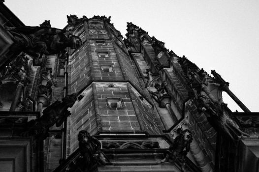 Prague Cathedral by LocalGirlPhotography