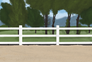 FREE Riding Arena Background by Ruffneckstables