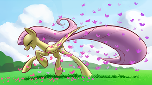 Fluttershy by Underpable