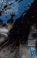 Issue 2 Varient cover The Fall by plbcomics