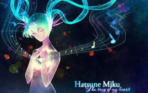 Miku WP by kaminary-san