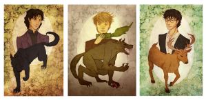 The Marauders by raquelabdool