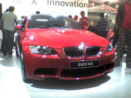 SIAB 07 - New BMW M3 Front by AxelSilverwolf