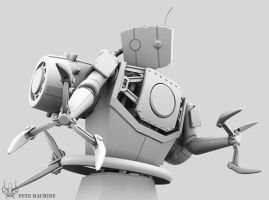 Random Robot by MeanPete