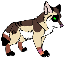 Pup to Foxxyheartz by MichelsAdoptions