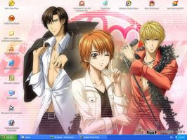 Skip Beat - Desktop 1.4 by Silver-Nightfox