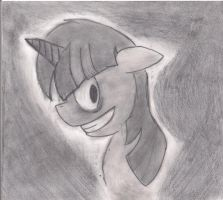 This Is Why I Never Smile by RayFriedh