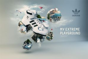 My Extreme Playground 'Nordic' by karmagraphics