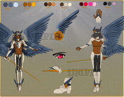Armored Angel ADOPTABLE [SOLD] by Inupii