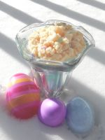 Easter Sundae Candle by andiescreations