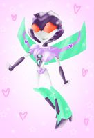TFA: Cutie Slipstream by Forest-Queen