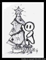 Doodles Christmas. by sundeath-bloodtears
