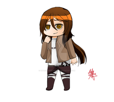 How About Chibi AOT Ocs? by XMaria-Onee-SamaX