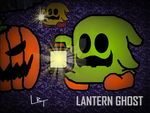 Lantern Ghosts in Halloween by Tutan-Koopa