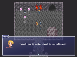 Sailor Moon RPG: Legends Screenshot 1 by SailorMoonLegends