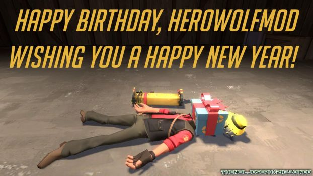 B-Day Gift to HeroWolfMod Ver. I by 2K11CiNCo
