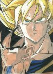Goku Updated final by dust-trail