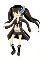 Adventure Time Bookmark : BRS by Tazzii-chan