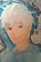 Rise of the Guardians Jack Frost by Bluedragoncartoon
