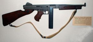 Thompson M1A1 by avitar270