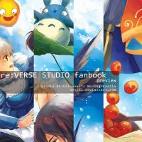 art guest : Ghibli Fanbook Illustrations prev by depinz