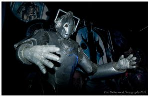 Cyberman from the Dark by Rovanite