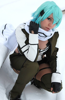 Sinon-1 by Kisumis
