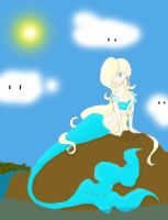 Mermaid Rosalina 2 by PeachyPie101