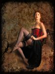 Lady in red by liebeSuse
